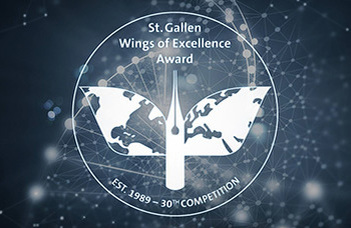 """48th St. Gallen symposium for the """"Leaders of tomorrow"""""""