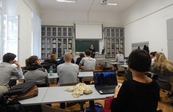 Diane Fener's 2-week block-seminar course